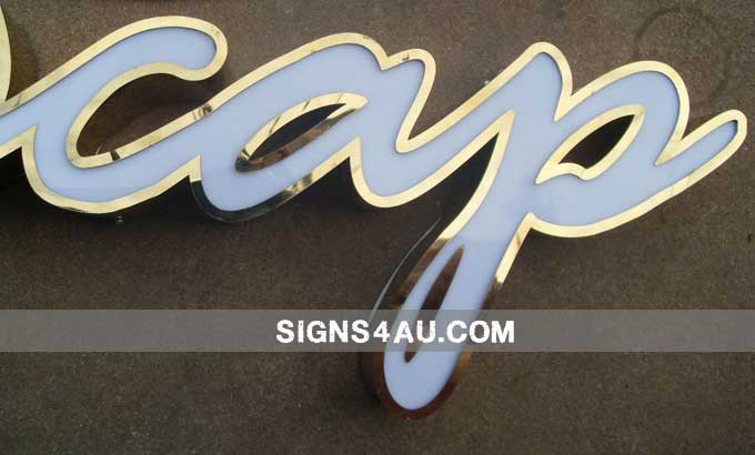 led-acrylic-front-lit-channel-letters-with-electroplated-gold-mirror-polished-stainless-steel-border